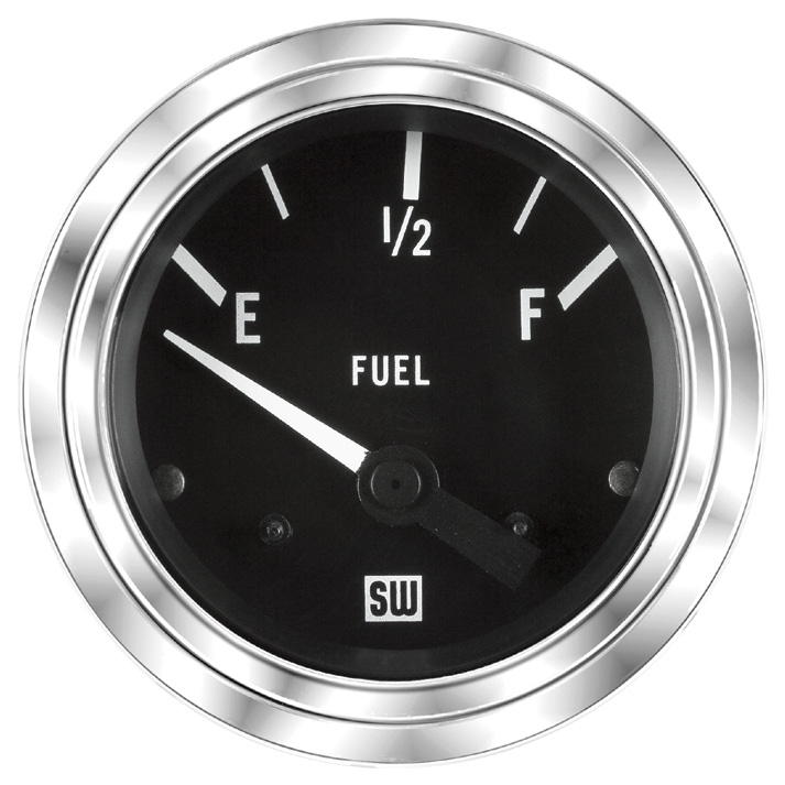 deluxe fuel level gauge  p  n 82111