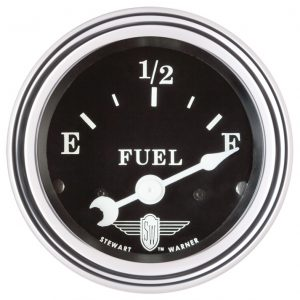 Wings Fuel Level Gauge P N 82472 Stewart Warner
